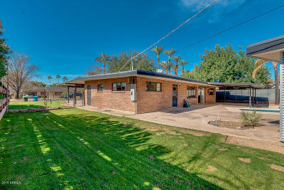Phoenix Single Family Home For Sale: 6329 N 13th Street