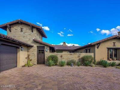 Single Family Home For Sale: 36919 N Mirabel Club Drive