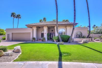 Scottsdale Single Family Home For Sale: 9881 E Caron Street