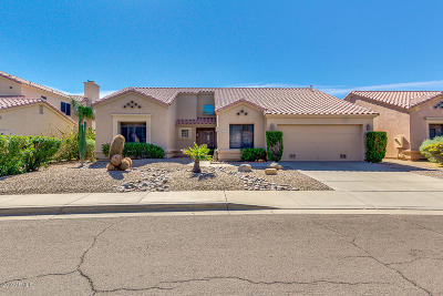 Scottsdale Single Family Home For Sale: 15263 N 91st Way