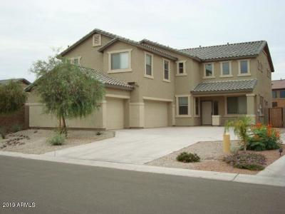 San Tan Valley Single Family Home For Sale: 108 W Castle Rock Road