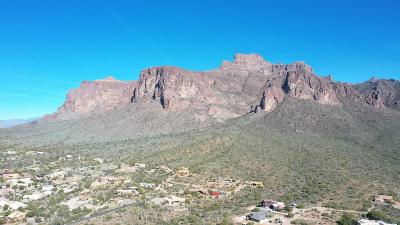 Apache Junction Residential Lots & Land For Sale: 5601 E Superstition Boulevard