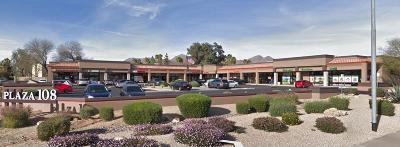 Scottsdale Commercial Lease For Lease: 10810 E Via Linda Street