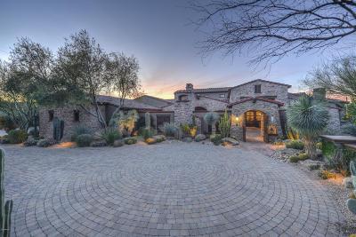 Single Family Home For Sale: 7598 E Whisper Rock Trail