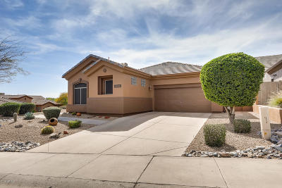 Fountain Hills Single Family Home For Sale: 15123 E Vermillion Drive