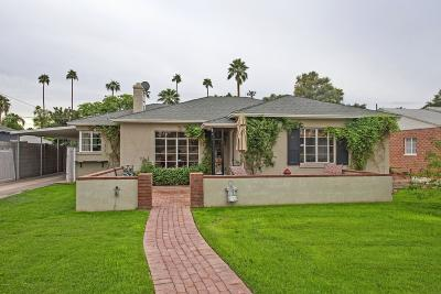 Phoenix Single Family Home For Sale: 1315 W Holly Street