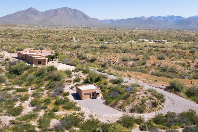 Fort Mcdowell Single Family Home For Sale: 12203 N Burntwater Road