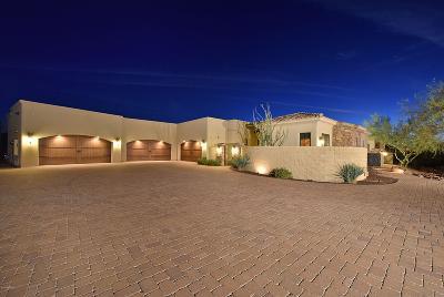 Single Family Home For Sale: 13931 E Via Linda