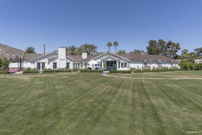 Single Family Home For Sale: 6210 E Exeter Boulevard