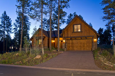 Flagstaff Single Family Home For Sale: 2618 S Bluebird Court