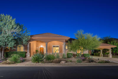 Cave Creek Single Family Home For Sale: 33022 N 53rd Place