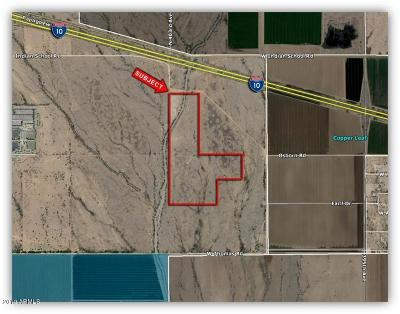 Tonopah Residential Lots & Land For Sale: 3800 N 403rd Avenue