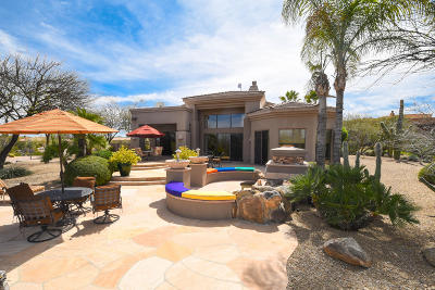 Wickenburg Single Family Home For Sale: 2110 W Middle Mesa Drive