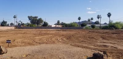 Scottsdale Residential Lots & Land For Sale: 6307 E Clinton Street
