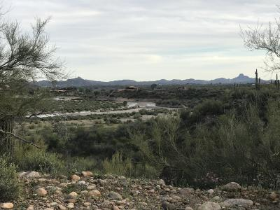 Wickenburg Residential Lots & Land For Sale: 003 S Everett Bowman Road