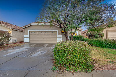 Gilbert Single Family Home UCB (Under Contract-Backups): 1281 S Colonial Drive