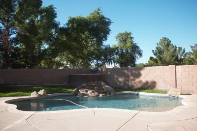 Gilbert Single Family Home For Sale: 4012 E Timberline Road