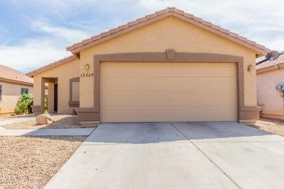 El Mirage Single Family Home UCB (Under Contract-Backups): 12529 W Bloomfield Road