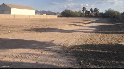 Goodyear Residential Lots & Land For Sale: 16471 W Papago Street