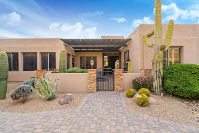 Scottsdale Single Family Home For Sale: 9580 E Ranch Gate Road