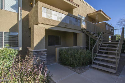 Scottsdale Condo/Townhouse For Sale: 303 N Miller Road #1010