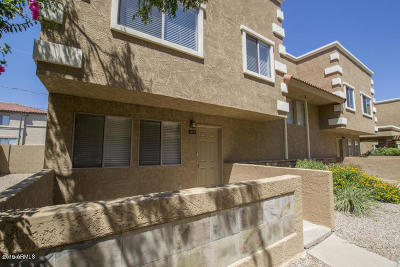 Scottsdale Condo/Townhouse For Sale: 303 N Miller Road #1014