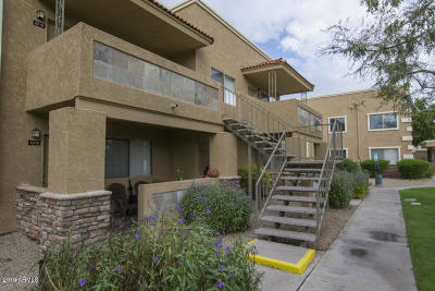 Scottsdale Condo/Townhouse For Sale: 303 N Miller Road #2017