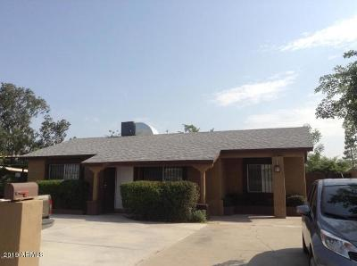 Phoenix Single Family Home For Sale: 6539 W Roosevelt Street