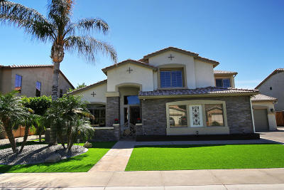 Chandler Single Family Home CCBS (Contract Contingent on B: 2083 W Hawken Way