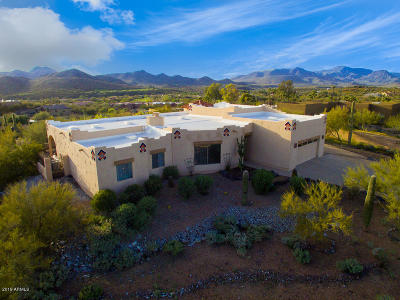 Cave Creek Single Family Home For Sale: 38044 N Cave Creek Road