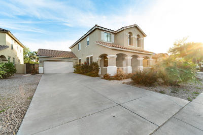 Queen Creek Single Family Home For Sale: 21383 E Nightingale Road