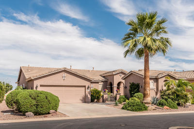 Maricopa Single Family Home For Sale: 21063 N Get Around Drive