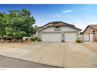 Glendale Single Family Home For Sale: 7006 W Morning Dove Drive