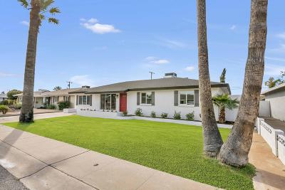 Single Family Home UCB (Under Contract-Backups): 8427 E Palm Lane