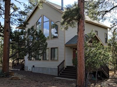 Heber Single Family Home For Sale: 3470 Fence Post Drive