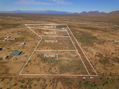 Wickenburg Residential Lots & Land For Sale: 004 N J-1 Ranch Road