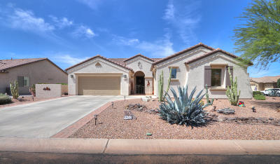Eloy Single Family Home For Sale: 4452 W Pueblo Drive