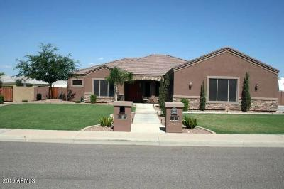 Queen Creek Single Family Home For Sale: 23485 S 201st Way