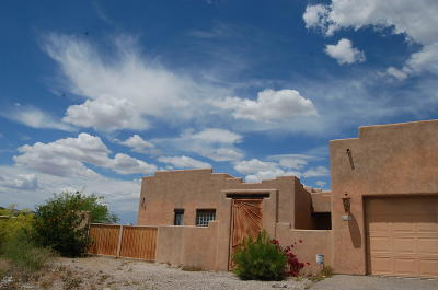 Tucson Single Family Home For Sale: 4845 N Sun Copper Court