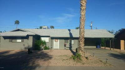 Tempe Single Family Home For Sale: 1505 S Beck Avenue