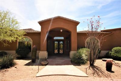 Scottsdale Single Family Home For Sale: 8717 E Camino Vivaz