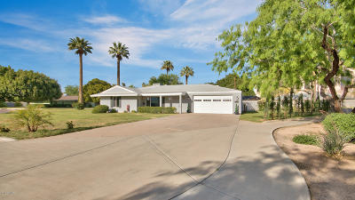 Single Family Home For Sale: 3001 N 43rd Place
