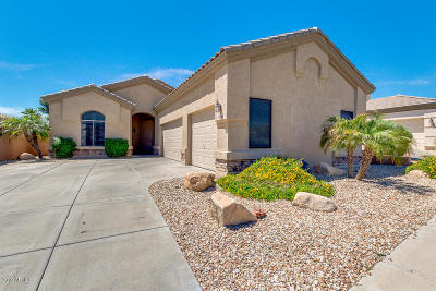 Phoenix AZ Single Family Home For Sale: $320,000