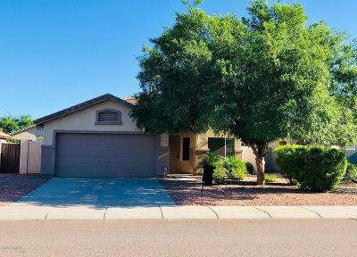 Fletcher Heights Single Family Home For Sale: 8210 W Tonopah Drive