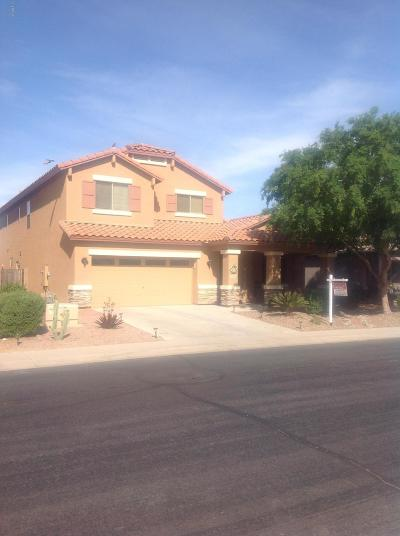 Maricopa Single Family Home For Sale: 21866 N Dietz Drive