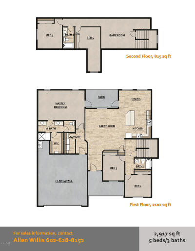 Queen Creek Single Family Home For Sale: E Flintlock Drive #5