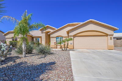 Casa Grande Single Family Home For Sale: 2475 N Granite Court