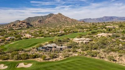 Ahwatukee, Anthem, Apache Junction, Avondale, Buckeye, Carefree, Chandler, El Mirage, Fountain Hills, Gilbert, Glendale, Goodyear, Laveen, Litchfield Park, Maricopa, Mesa, Paradise Valley, Peoria, Phoenix, Queen Creek, San Tan Valley, Scottsdale, Tempe, Tolleson Single Family Home For Sale: 7699 E Black Mountain Road