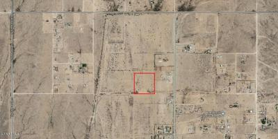 Tonopah Residential Lots & Land For Sale: W Harrison Street