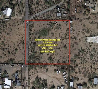 Cave Creek Residential Lots & Land For Sale: 35139 N 49th Street